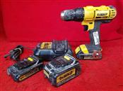 Dewalt 20V Max Lithium-Ion 1/2 in. Cordless Drill/Driver Kit